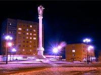 """Монумент """"Ангел-хранитель України"""""""