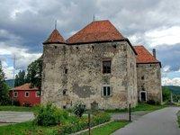 Castle of Saint-Miklos