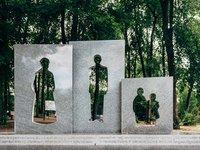 Памятник меннонитам