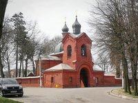 Церква-усипальниця М.І. Пирогова
