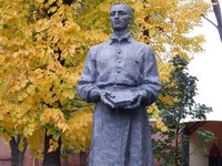 Monument to Grigory Skovoroda