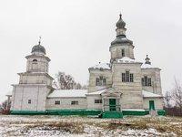 Успенська церква, с. Волосківці