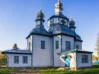 Покровська церква, с. Синявка