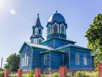 Покровська церква, с. Дягова