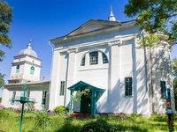 Андріївська церква, с. Стольне