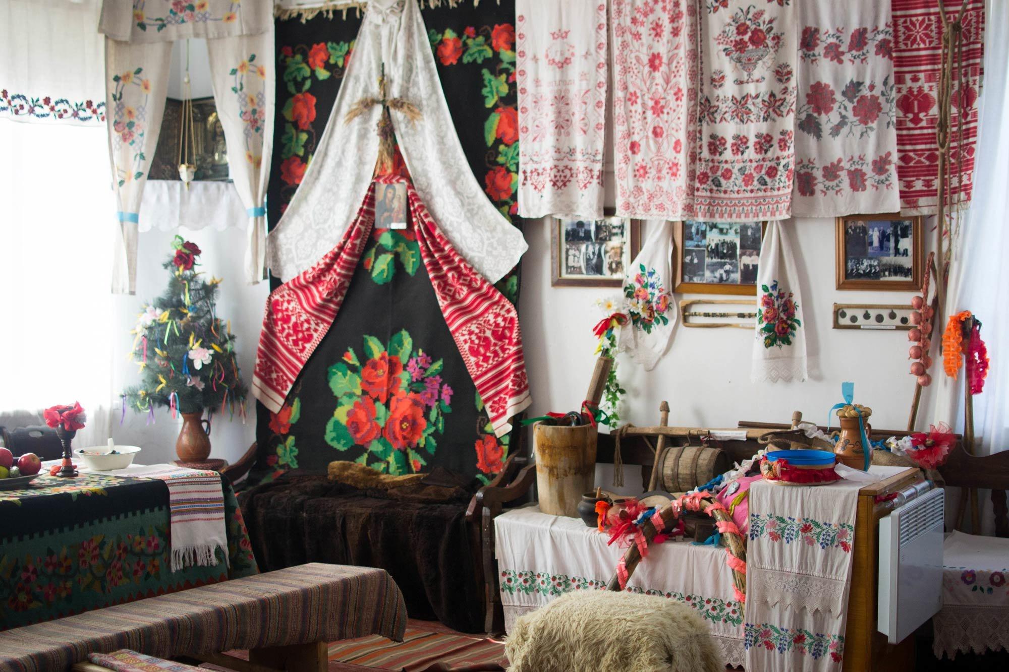 Музеи - «Музей украинской свадьбы» - улица Юрия Кононенка, 33, Большие  Будища, Полтавська область