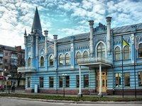"""Голубой дворец (ранее - отель предпринимателя Скорины """"Славянский"""")"""