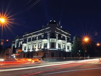 The house of Tsybulskiy