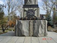 Памятник героям Гражданской и Великой Отечественной войн
