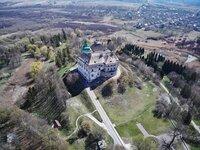 Монастырь капуцинов в Олесько