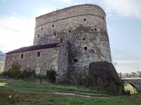 Turkish bastion, Kamianets-Podilskyi