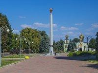 Монумент Борцям за волю України