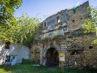 Чернелицький замок